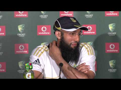 Hashim Amla press conference - Nov 14th