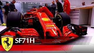 SF71H - Stickering