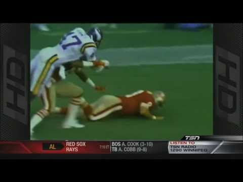 Sports Center Top 10 - Broken Tackles
