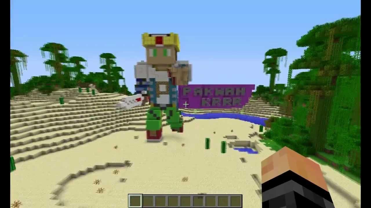 Moving Statue Minecraft