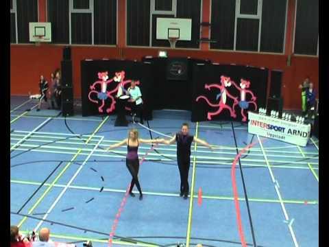 Jennifer Gudat & Michael Marks - Pink Panthers  Rock 'n' Roll Turnier 2011