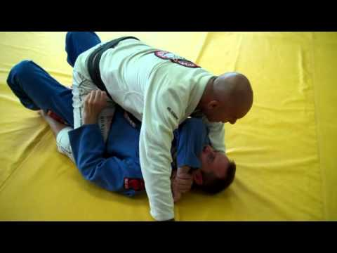 Indianapolis Jiu Jitsu | Rey Diogo Closed Guard Sweep Finish Image 1