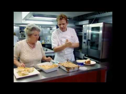 Chef Ramsay vs His Mum - Gordon Ramsay