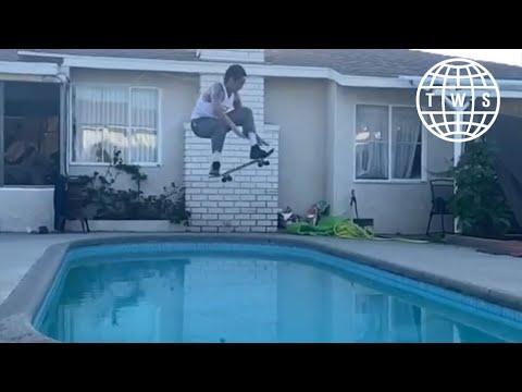 Top Quarantine Skateboarding Clips Part 2