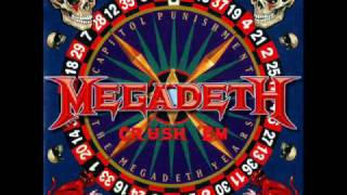 Watch Megadeth Crush em video