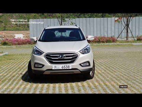 2014 Hyundai ix35 ( 2013 New Tucson ix ) exterior. 0-100 km/h