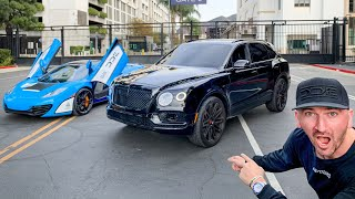 SPENDING $300,000 ON ULTRA RARE BENTLEY BENTAYGA!