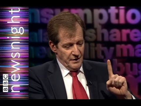 Michael Gove vs Alastair Campbell on Cameron's second term promise - Newsnight