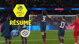 Paris Saint-Germain - Montpellier Hérault SC (4-0)  - Résumé - (PARIS - MHSC) / 2017-18