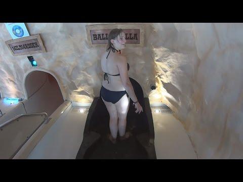 Dangerous Balla Water Slide at Alpamare