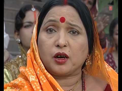 Sab Milke Aaj Bolo Bhojpuri Chhath Geet By Sharda Sinha [full Song] I Arag video