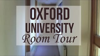 My Oxford Room | UNIVERSITY ROOM TOUR
