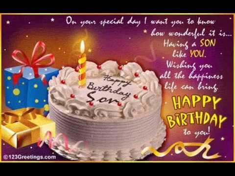 happy 8th birthday Sherwin....
