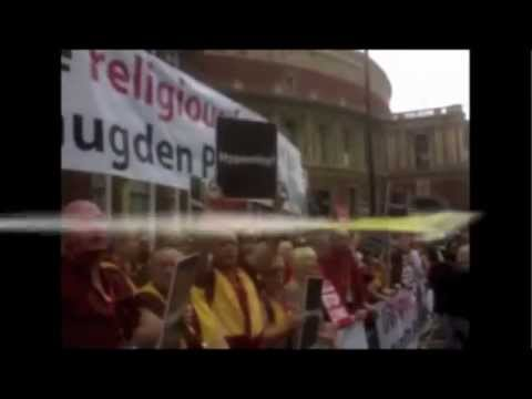 Western Shugden Society -- Anti-Dalai Lama protests -- Who is behind them?