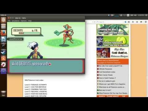 How to Enter GameShark Codes in VBA -M