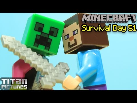 Lego Minecraft Survival 51