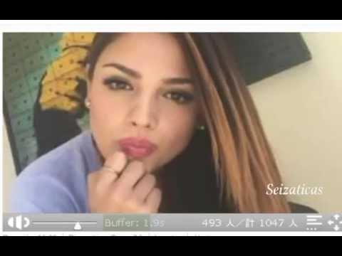 Eiza Gonzalez (@eizamusica) - Twitcam 05-11-14