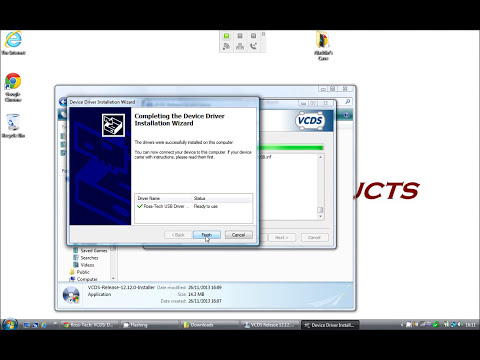 VCDS (VAG-COM) PC installation walk-through - How to install VCDS!