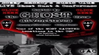 Ghost Adventures Never Seen before lost footage at Bobby Mackey's Public Ghost Hunt 2009