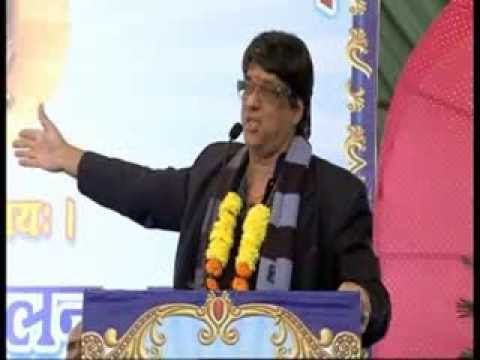 Film Actor Mukesh Khanna In Support Of Asaram Bapu - Sant Sammelan Surat video