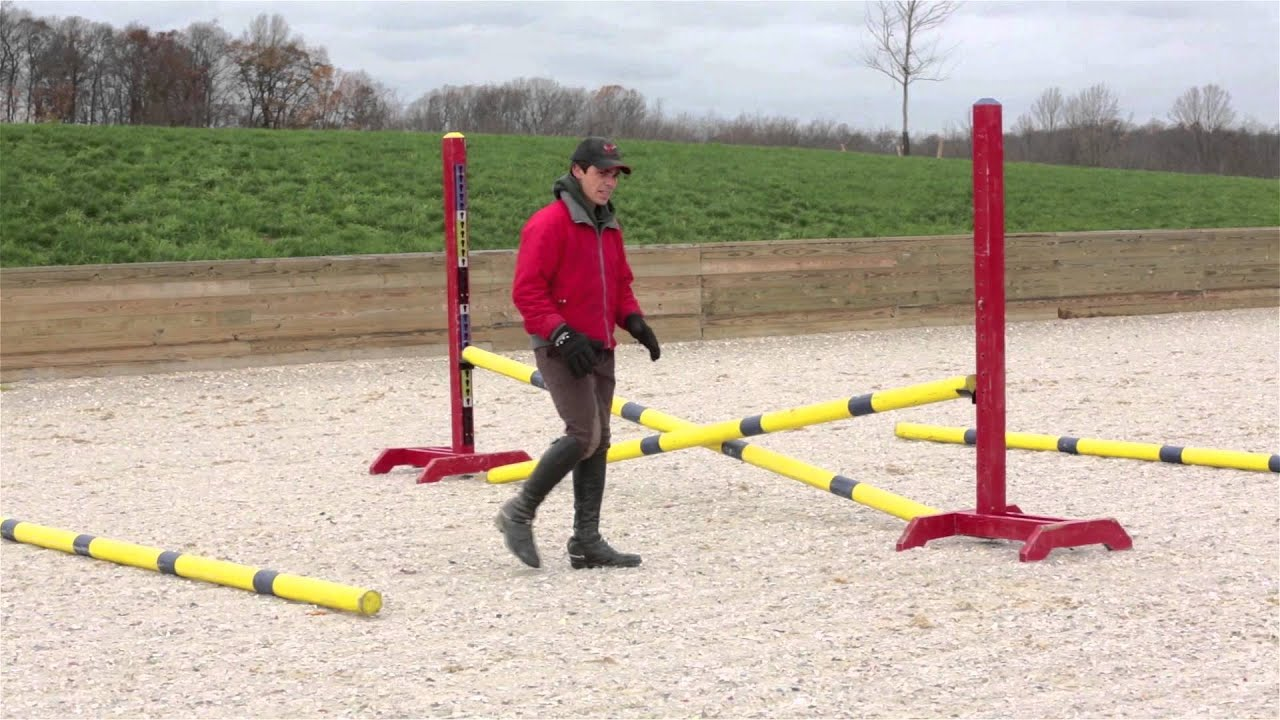 how to teach a horse to jump higher