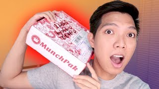 TRYING OUT SNACKS FROM AROUND THE WORLD!