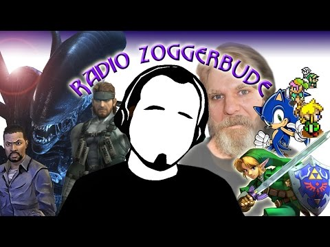 Radio Zoggerbude - Januar 2015 - FAG (Frequently Asked Games), Alien, Mark Hamill, Mastertronic