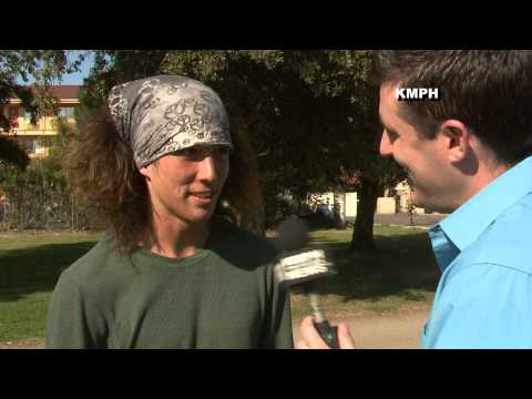 UPDATE! KMPH Exclusively Talks Again To Kai, The Hatchet-Wielding Hitchhiker [OFFICIAL VIDEO]