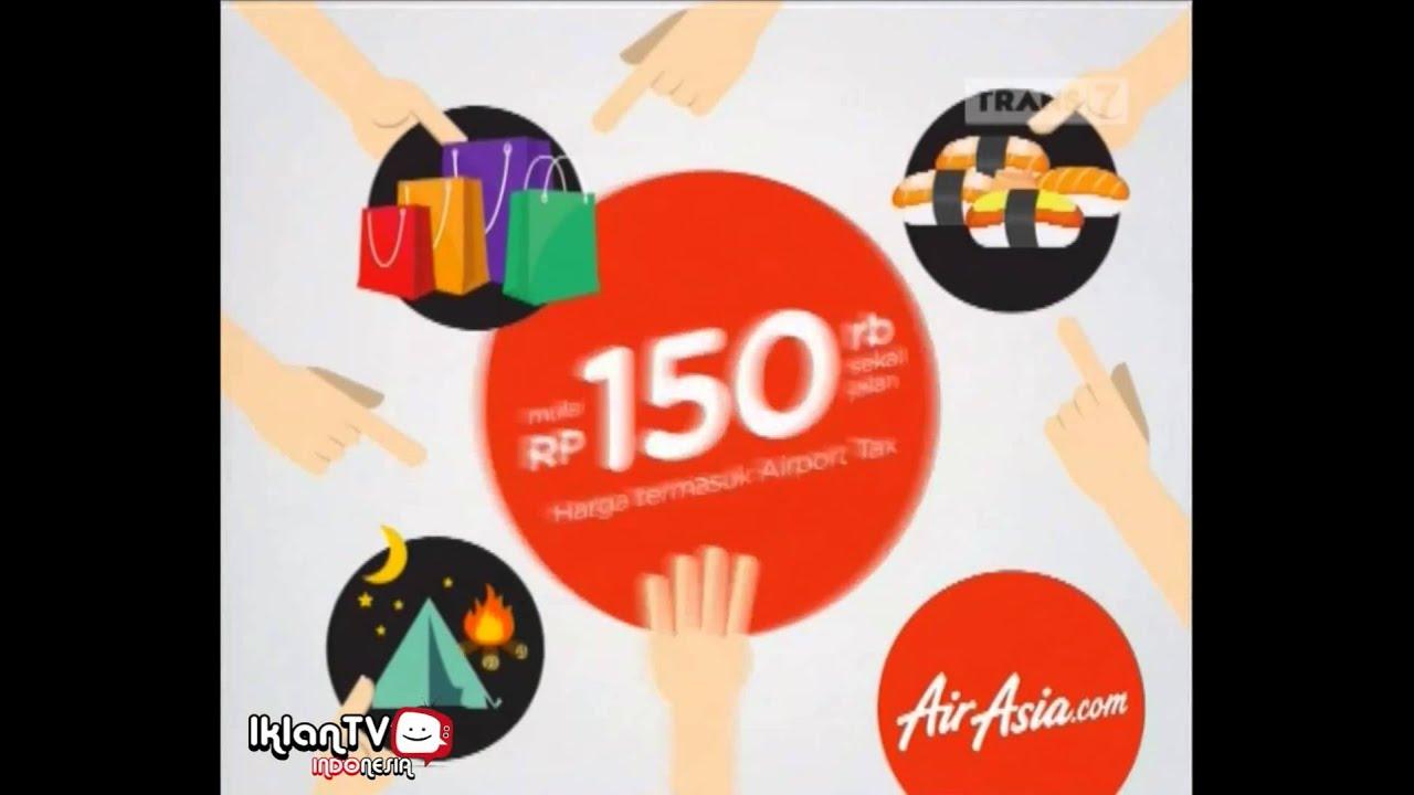 Iklan Air Asia Indonesia Iklan Air Asia Big Sale 2015