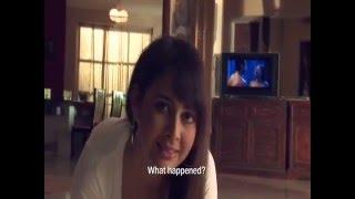 preeti jhangiani - Hot Teasing Scene