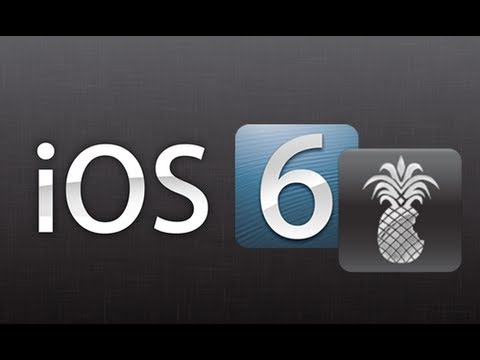 6.1/6.0.2/6.0.1 Untethered Jailbreak Achieved (iOS 6)