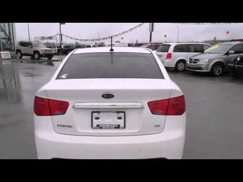 2011 Kia Forte 2.4L SX AUTOMATIC WITH LEATHER
