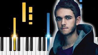 Download Lagu Zedd, Maren Morris, Grey - The Middle - EASY Piano Tutorial Gratis STAFABAND