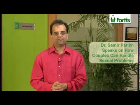 Dr Samir Parikh Speaks On Sexual Problems, Fortis Healthcare, Mental Health video
