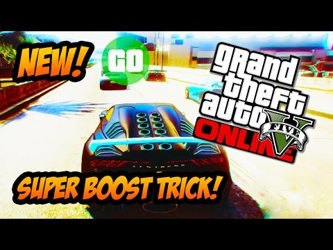 GTA 5 Online - Secret