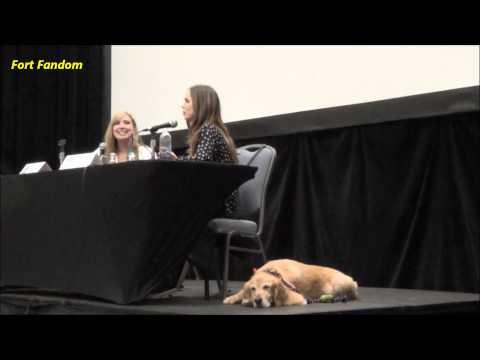 Eliza Dushku Philadelphia Comic Con Panel Part 1