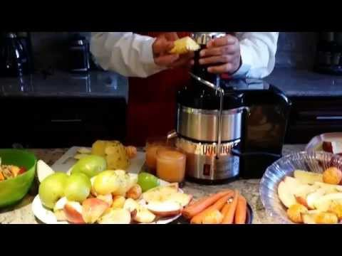 Fresh & Delicious Mixed Fruit Juice in Easy Steps