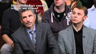 The big questions - Should Tony Blair Stand Trial For War Crimes