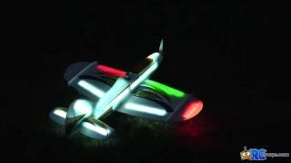 FMS Force RC Firefly LED Night Flyer Review