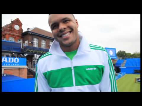Tsonga Excited To Start Grass-Court Campaign