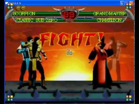 Mortal Kombat Mugen Anthology.Rar
