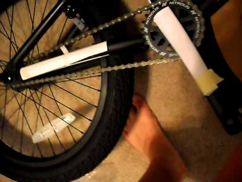 Bike Parts Unboxing BMX Bike unboxing Part