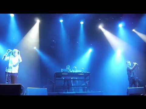 GusGus - Crossfade (17/03/13 A2, Saint-Peterburg)