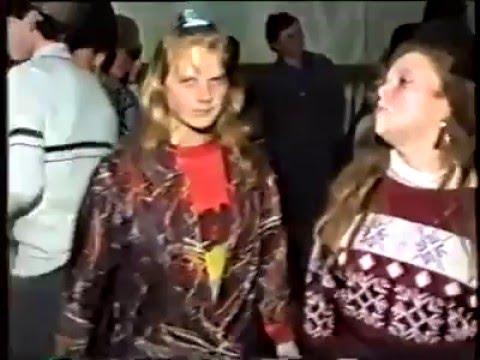 Дискотека 80-х в СССР.
