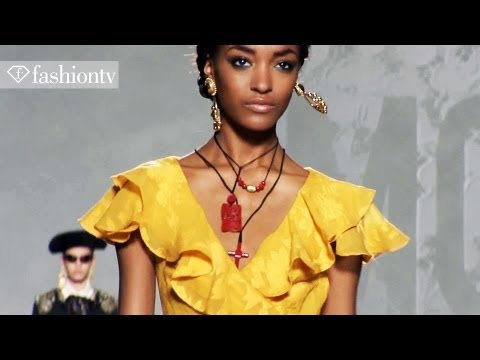 Moschino Runway Show – Milan Fashion Week Spring 2012 MFW | FashionTV – FTV