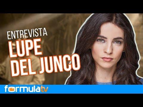 Lupe del Junco nos presenta a Leandra, su debut en 'La Peste'
