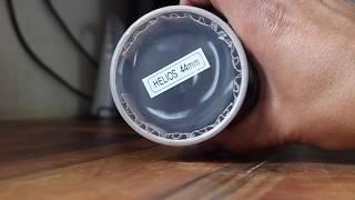 DIY Lens Case (DSLR)
