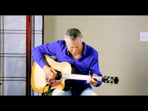 Tommy Emmanuel - Mountains Of Illinois - Guitar Lesson