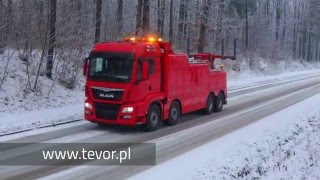 TEVOR HDRV production of wrecker in STOP MOTION Bergeaufbau ТЯЖЕЛЫЙ ЭВАКУАТОР