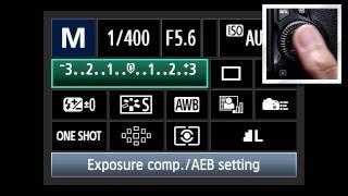 Canon 60d Tutorial